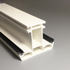 PVC Window and Door Profile Extruded in China