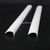 Americano Linea Pvc Double Glazed Profile Extruded for UPVC Windows