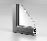 Heat transfer coefficient of uPVC Window