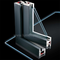 PVC Profile for UPVC Windows of Building Materials