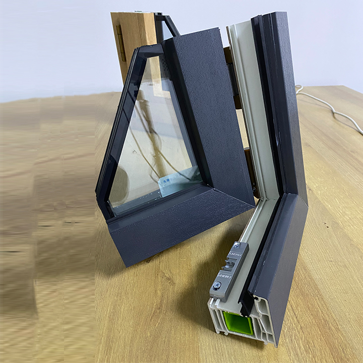UPVC Window Profiles without Lead