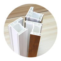 Extrusion Plastic UPVC PVC Window Door Profiles