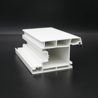 Lead Free PVC Profile for UPVC Windows and Doors